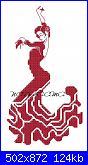Gli schemi di nadiaama-2-ballerina-flamenko2-jpg