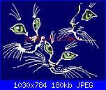 Gli schemi di nadiaama-2-gatti-stilizzati-jpg