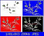 Gli schemi di nadiaama-2-gatti-stilizzati4-jpg