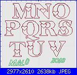 Gli schemi di Malù 2°-abc-2-peas-heartfelt-m-v-jpg