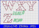Gli schemi di Malù 2°-abc-2-peas-heartfelt-w-z-jpg