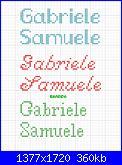 Gli schemi di sharon - 2-gabriele-samuele-jpg