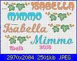Gli schemi di Malù 2°-isabella-mimmo-22-x-187-jpg
