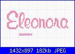 Gli schemi di sharon - 2-eleonora-jpg