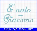 Gli schemi di sharon - 2-%C3%A8-nato-giacomo-jpg
