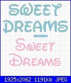Gli schemi di sharon - 2-sweet-dreams-jpg