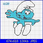 Gli schemi di Ary79-puffo-felice-jpg