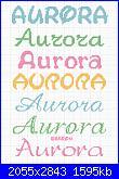 Gli schemi di sharon - 2-aurora-jpg