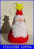 Babbo Natale in pannolenci-dscn6827-jpg