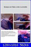 Sciarpa con filato a rete e uncinetto-image-jpg