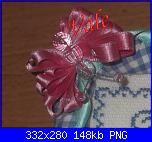 Oggi vi insegno a fare le farfalle con il nastrino di raso-farfallina-rosa-png