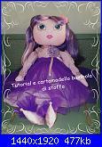 Tutorial e cartamodello bambola di stoffa gratuito - Passo passo-bambola-di-stoffa-copertina-jpg