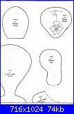 L a Tartaruga per il cucito-tortugamolde5-jpg