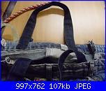 borsa in jeans Dolce&Gabbana-sac23-jpg
