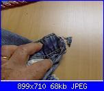 borsa in jeans Dolce&Gabbana-sac27-jpg