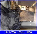borsa in jeans Dolce&Gabbana-sac29-jpg