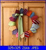 Cerco cartamodello per fuoriporta natalizio-couronne-cravates-jpg