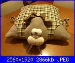 Cucito creativo di Manulella-cuscino-cane-3-jpg