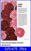 "Rivista ""Fantastic fabric folding"" di Rebecca Wat-pagina-jpg"