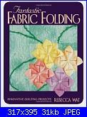 """Rivista """"Fantastic fabric folding"""" di Rebecca Wat-rivista-jpg"""