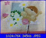 WiP Set da cucina: presine asciugapiatti guantone e portasacchetti-prima-presina_1-jpeg