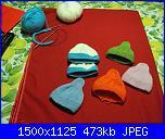 cappellino e scarpine prematuri - schema-dsc03582-jpg