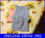 cappellino e scarpine prematuri - schema-image-jpg