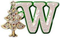 Immagine lettera W