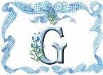 Immagine lettera G