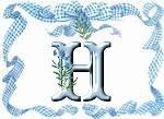 Immagine lettera H