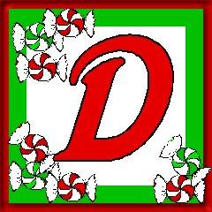 Immagine lettera D