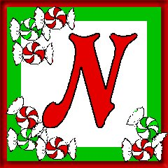 Immagine lettera N