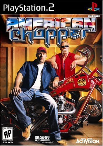 [PS2] American Chopper [DVD][NTSC][Ingles]