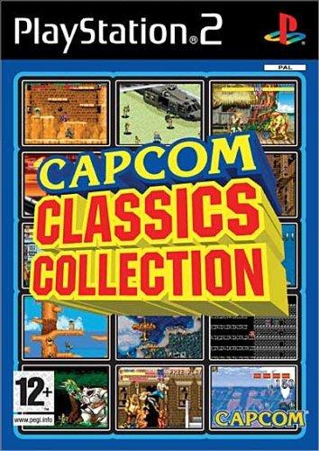 capcom classics collection volume 2 ps2 iso
