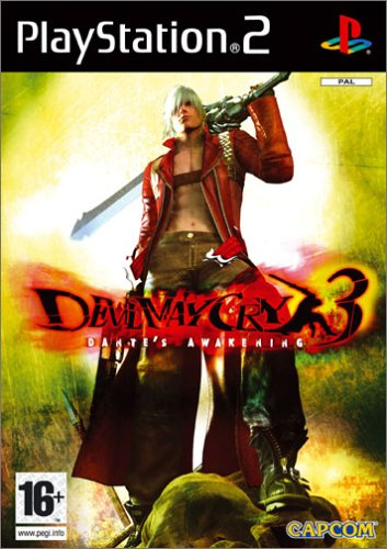 Devil May Cry 3 - Dante's Awekening