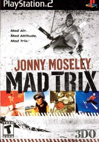 [PS2] Jonny Moseley Mad Trix - Español - Pal
