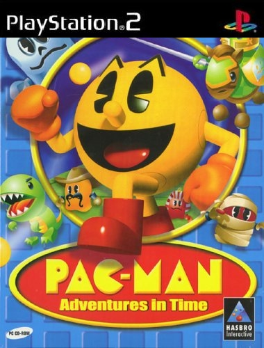 Pacman Fever Ps2
