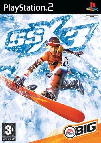 Amazing snowboarding game