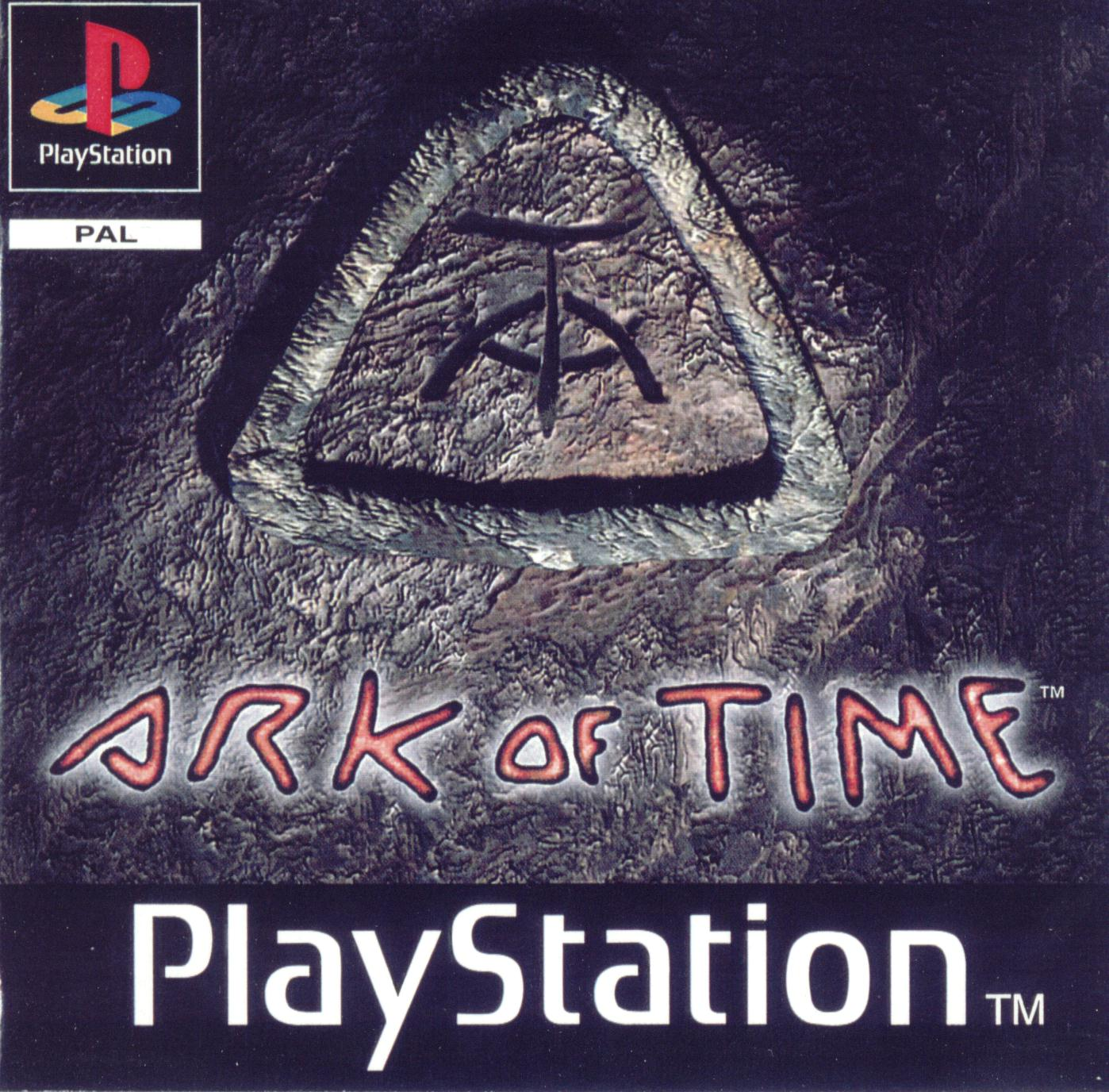 ark of time playstation