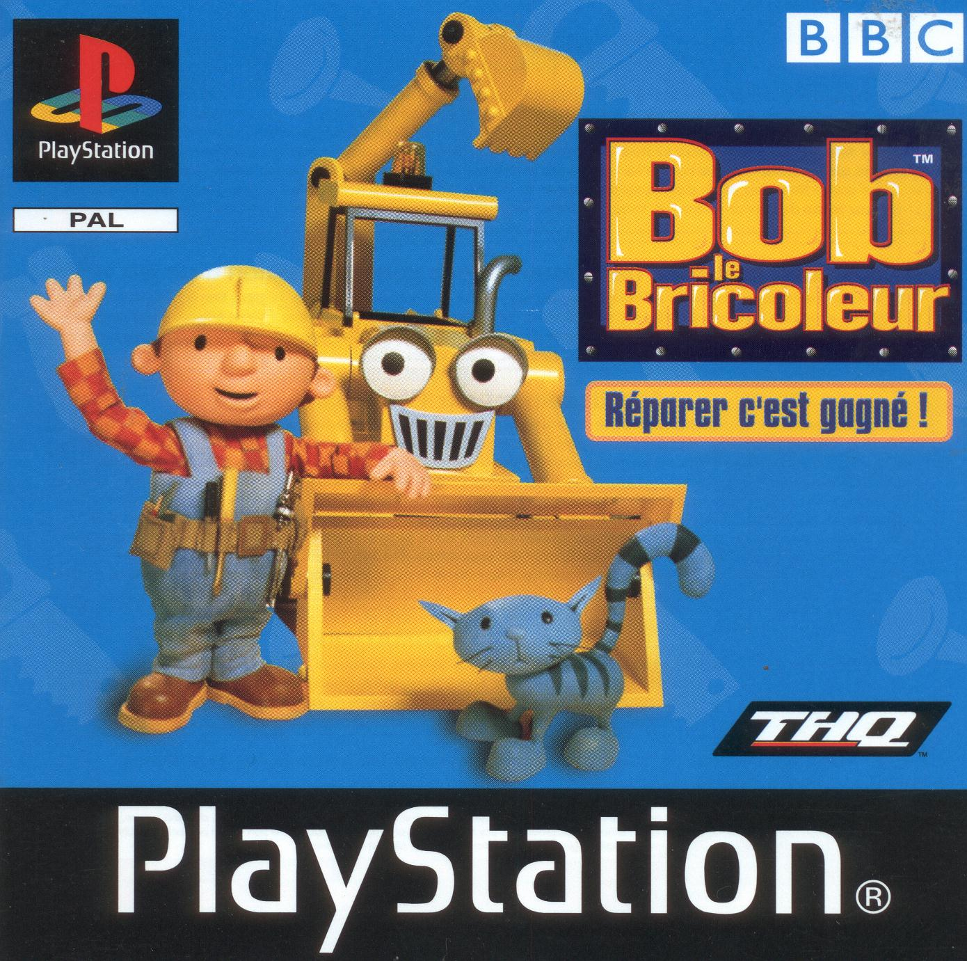 Monde blue playstation 2 cover a e by - Paroles bob le bricoleur ...
