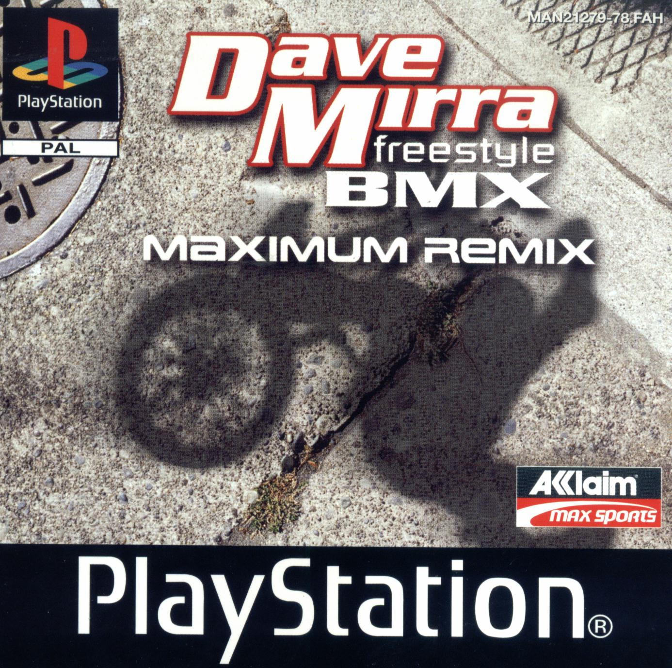Dave Mirra Freestyle BMX Pro