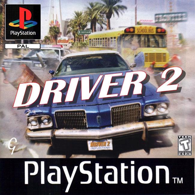 Driver 2 PSX.