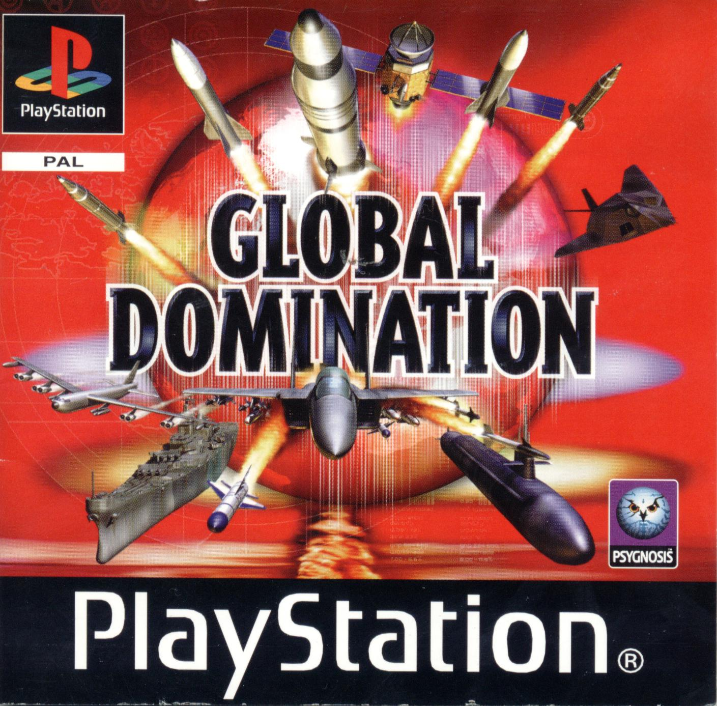 Global Domination Psx 49