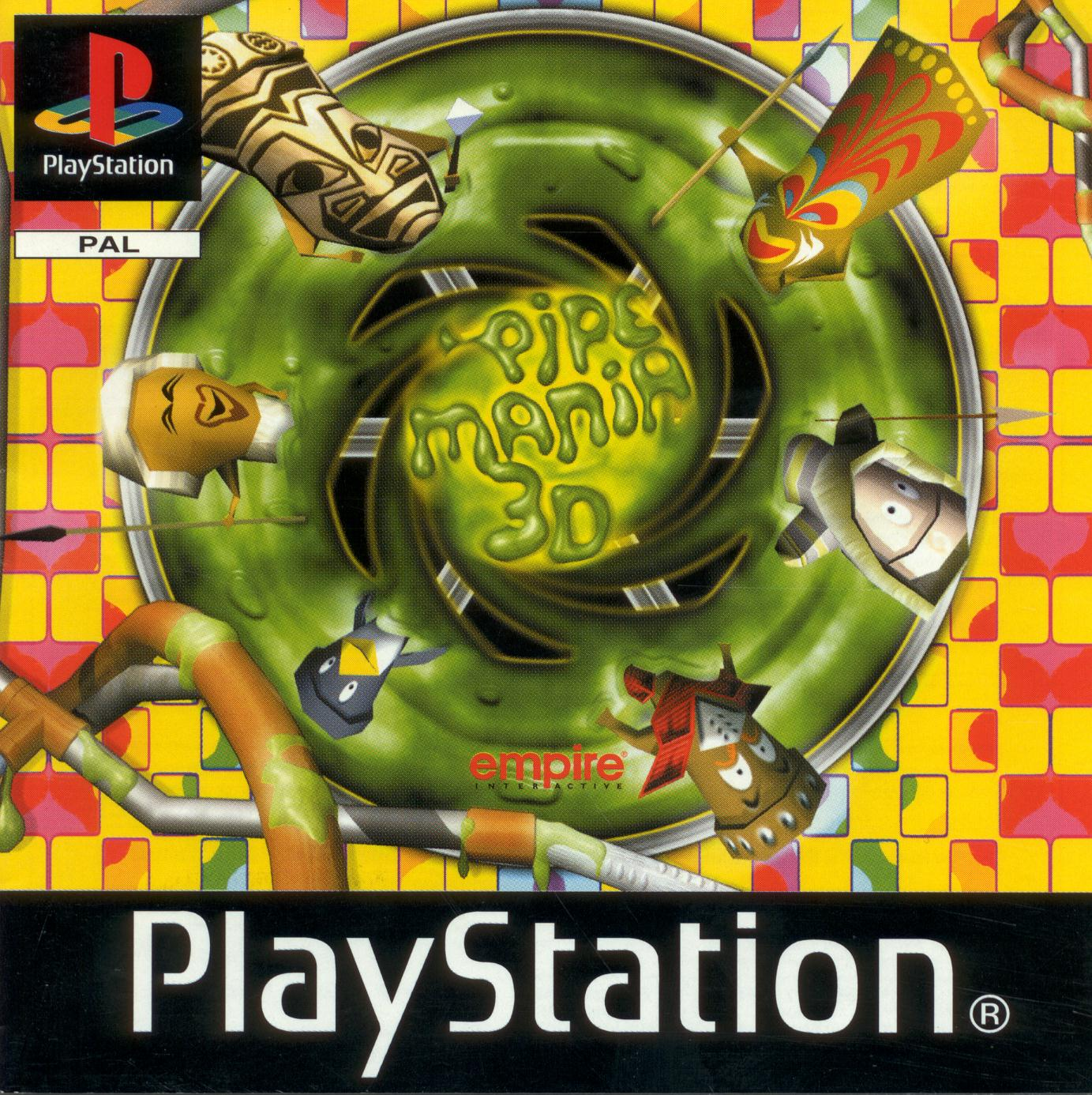 PLAYSTATION (PS2) COVER