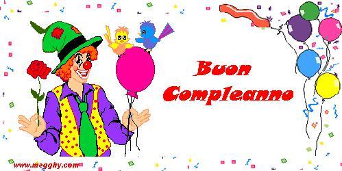 Molto Mondo blu: BIGLIETTINI AUGURI DI BUON COMPLEANNO - by megghy.com<= AQ19