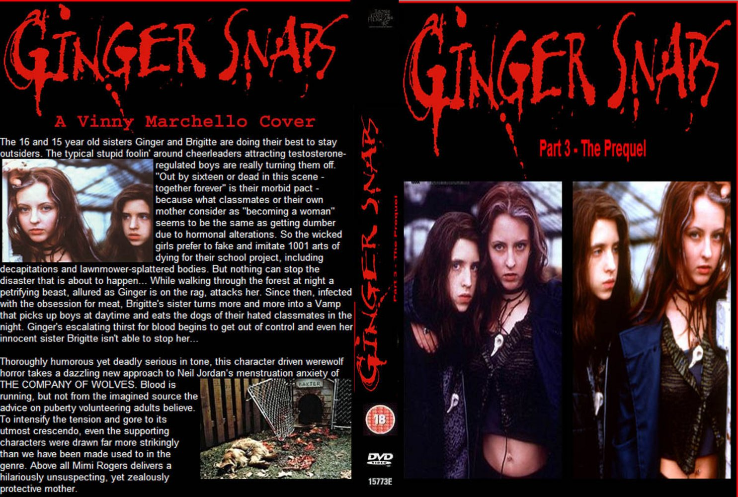the ginger effect dvd