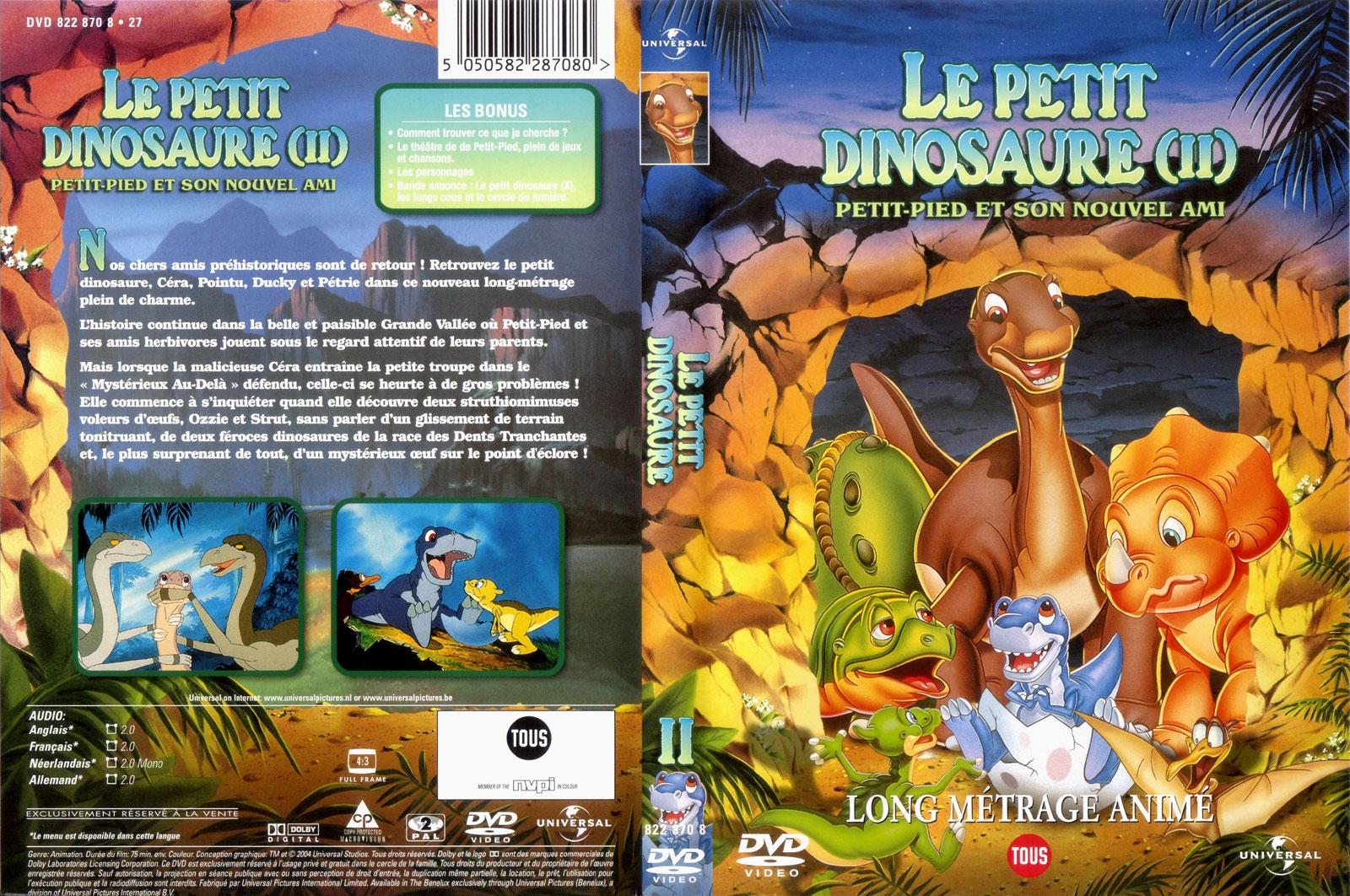 Mondo blu cover dvd film l divx vhs xdiv copertine - Petit pieds le dinosaure ...