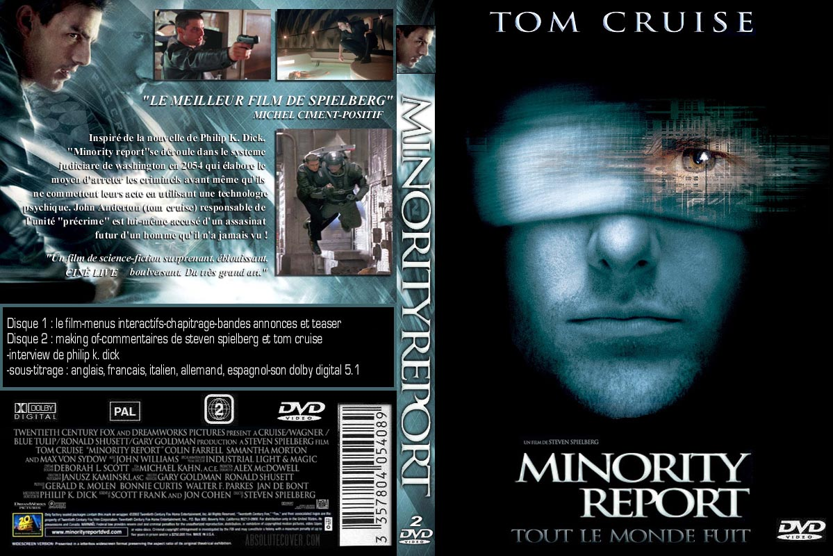 minority report book vs movie Minority report tv series - check out the latest news, scheduling and show information.
