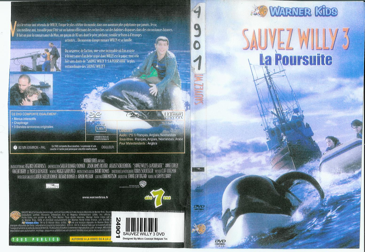 free willy 3 torrent