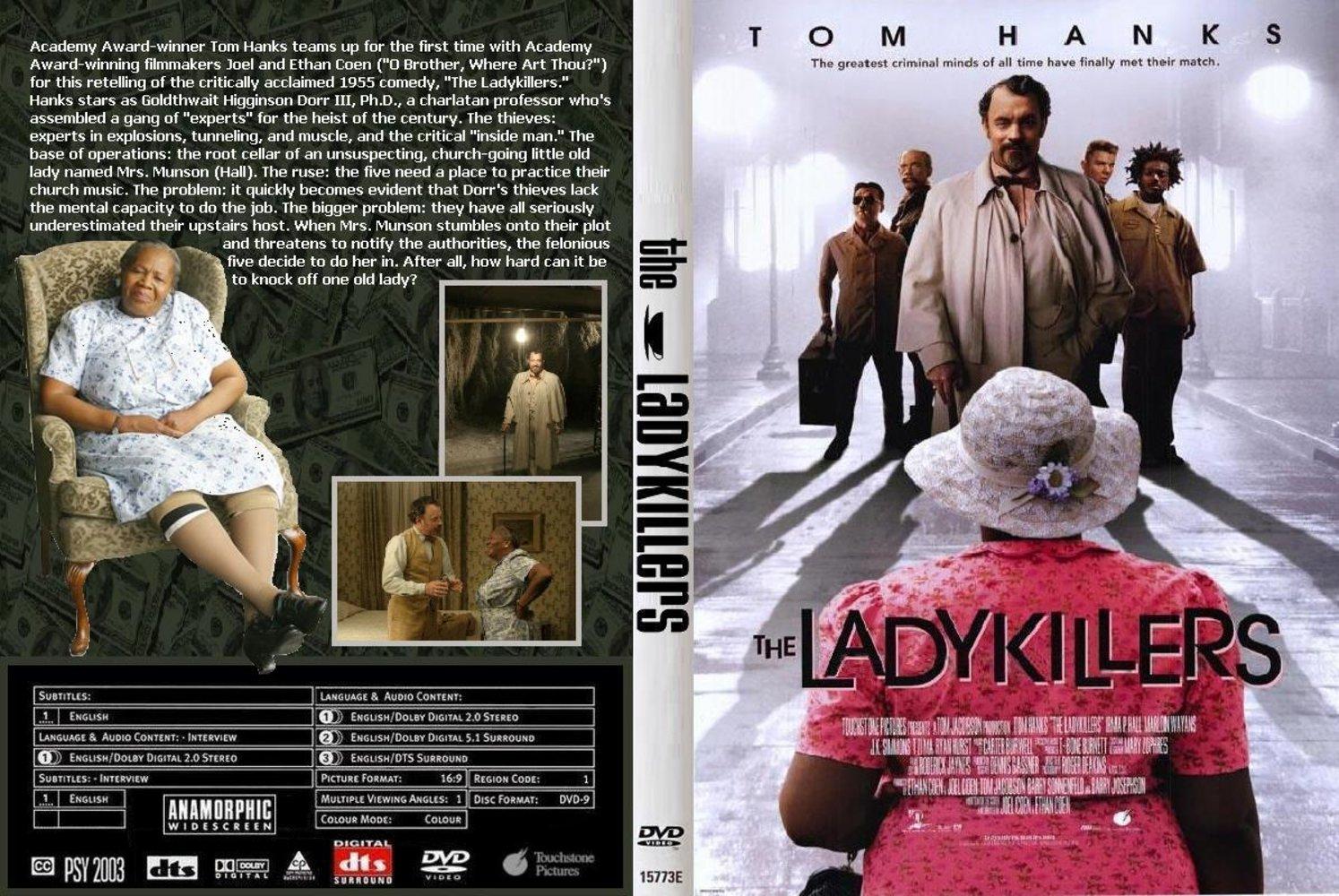lady killer movie dansk